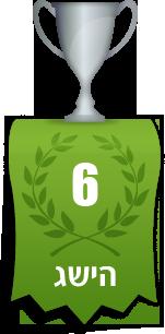6 הישג